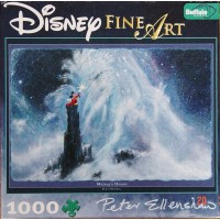 Disney Fine Art 1000 Piece Puzzle Mickeys Dream By Peter