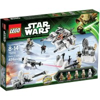 Lego Star Wars Empire Strikes Back Battle Of Hoth Exclusive Set