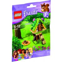 Lego Friends Squirrels Tree House