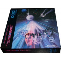 Springbok Star Trek Journey To The Undiscovered Country 1000 Piece