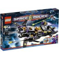 Lego Space Police Lunar Limo
