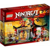 Lego Ninjago Dojo Showdown
