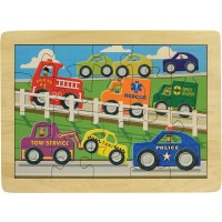 11 X 15 Busy Highway Puzzle Made In