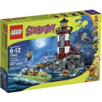 Lego Scoobydoo 75903 Haunted Lighthouse Building