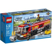 Lego City Great Vehicles 60061 Airport Fire