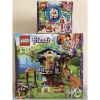 Lego Friends Mias Tree House Bundle Friends Olivias Hamster