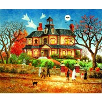 You Go First 1000 Piece Jigsaw Puzzle By