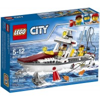 Lego City Fishing Boat 60147 Creative Play