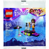 Lego Friends 30205 Pop Star Andrea New