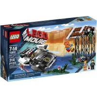 Lego Movie 70802 Bad Cops Pursuit Discontinued By