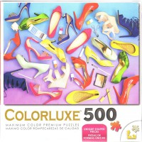 Fashion Shoes 500Pc Colorluxe