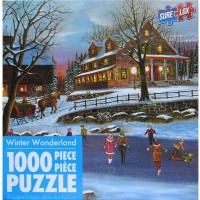 Winter Wonderland Heartland Holiday 1000 Piece