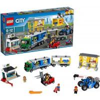 Lego City Town Cargo