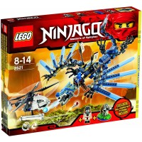 Lego Ninjago Limited Edition Set 2521 Lightning Dragon