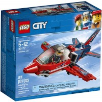 Lego City Airshow Jet 60177 Building Kit 87