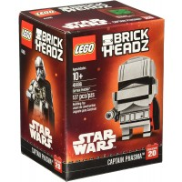 Lego Brickheadz Captain Phasma 41486 Star Wars Building
