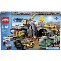 Lego City 4204 The Mine Discontinued By