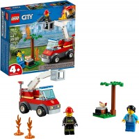 Lego City Barbecue Burn Out 60212 Building Kit 64