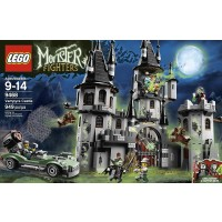 Lego Monster Fighters Vampyre Castle 9468 Discontinued By