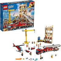 Lego City Downtown Fire Brigade 60216 Building Kit 943