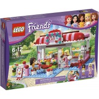 Lego Friends City Park Cafe 3061 Discontinued By