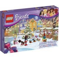 Lego Friends 41102 Advent Calendar Building