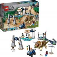 Lego Jurassic World Triceratops Rampage 75937 447