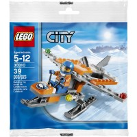 Lego City Arctic Mini Airplane Bagged