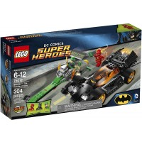 Lego Superheroes 76012 Batman The Riddler Chase Discontinued By