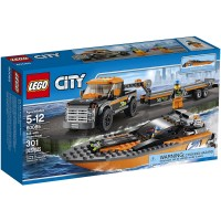 Lego City Great Vehicles 4x4 With