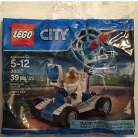 Lego City Space Utility Vehicle