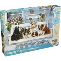Cobblehill 54602 Multi 350 Porch Pals Puzzle