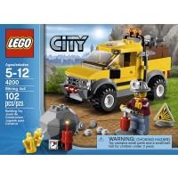 Lego City 4200 Mining