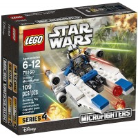 Lego Star Wars Uwing Microfighter 75160 Building