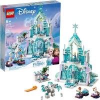 Lego Disney Princess Elsas Magical Ice Palace 43172 Toy Castle Building Kit With Mini Dolls