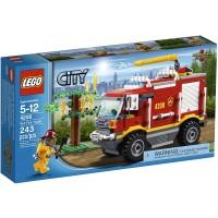 Lego City 4X4 Fire Truck
