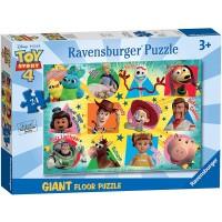 Ravensburger 05562 Disney Pixar Toy Story 424 Piece Giant Floor Jigsaw Puzzle Every Piece Is Unique