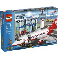 Lego City Airport 3182 Discontinued By