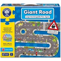 Orchard Toys Giant Road Jigsaw Floor Puzzle 20