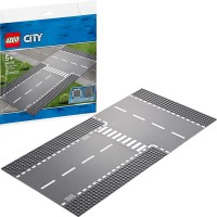Lego City Straight And T Junction 60236 Building Kit 2