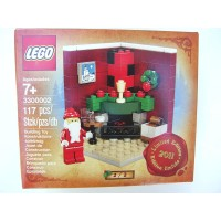 Lego Exclusive Limited Edition 2011 Holiday Set 3300002 Christmas Morning