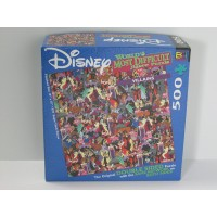 Disney Worlds Most Difficult Jigsaw Puzzle