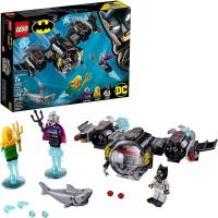 Lego Dc Batman Batman Batsub And The Underwater Clash 76116 Building Kit 2019 174 Pieces