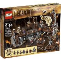 Lego The Hobbit The Goblin King