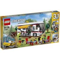 European Version Lego Creator Camper