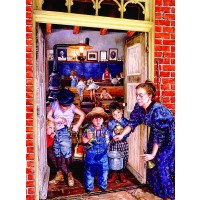 Her Little Rascals 1000 Pc Jigsaw Puzzle By