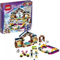 Lego Friends Snow Resort Ice
