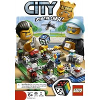 Lego Games City Alarm