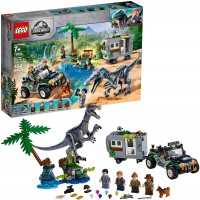 Lego Jurassic World Dinosaur Baryonyx Face Off The Treasure Hunt 75935 Building Kit 434