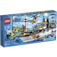 Lego City Coast Guard Patrol 60014 Discontinued By